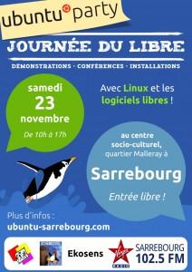 Journée du Libre - 2013 - Sarrebourg